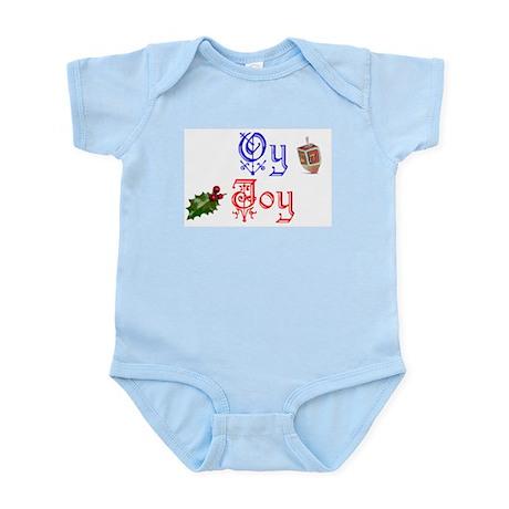 Oy Joy Chrismukkah Infant Creeper