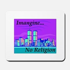 religion Mousepad
