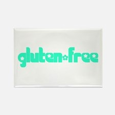 gluten-free (chick) Rectangle Magnet