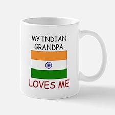 My Indian Grandpa Loves Me Mug
