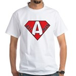Ass Man White T-Shirt