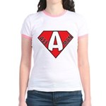 Ass Man Jr. Ringer T-Shirt