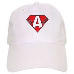 Ass Man Baseball Cap