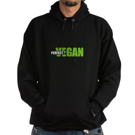 Perfect Vegan Hoodie (dark)