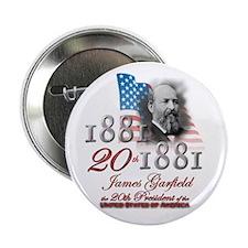 "20th President - 2.25"" Button"