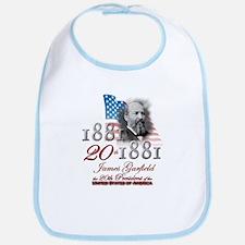 20th President - Bib