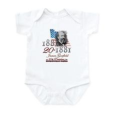 20th President - Infant Bodysuit