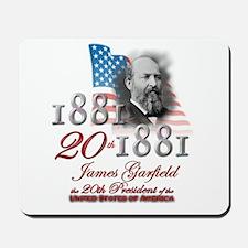 20th President - Mousepad