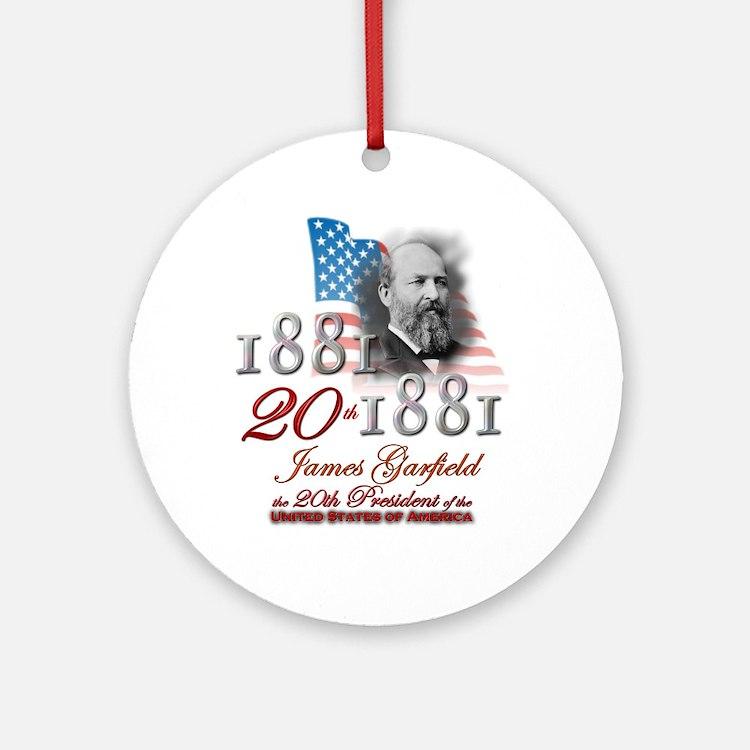 20th President - Ornament (Round)