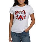 Van Vliet Coat of Arms Women's T-Shirt