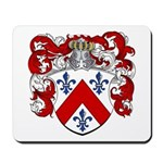 Van Vliet Coat of Arms Mousepad