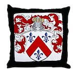 Van Vliet Coat of Arms Throw Pillow