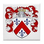 Van Vliet Coat of Arms Tile Coaster
