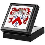 Van Vliet Coat of Arms Keepsake Box