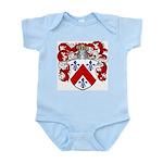 Van Vliet Coat of Arms Infant Creeper