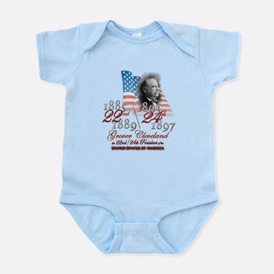 22nd / 24th President - Infant Bodysuit