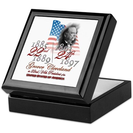 22nd / 24th President - Keepsake Box