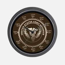 Army Reserve Military Wall Clock