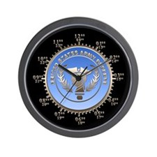 Army Reserve Military Time Wall Clock