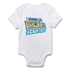 Back To The 80s Infant Bodysuit