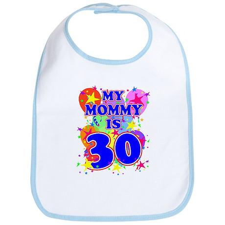 MOMMY BIRTHDAY Bib
