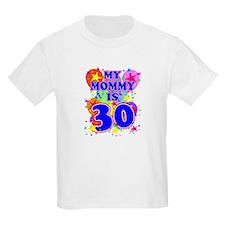 MOMMY BIRTHDAY T-Shirt