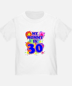 MOMMY BIRTHDAY T