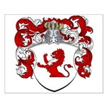 Vink Coat of Arms Small Poster