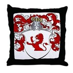 Vink Coat of Arms Throw Pillow