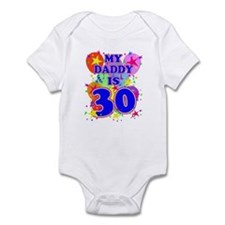 DADDY BIRTHDAY Infant Bodysuit