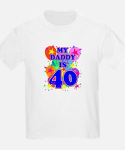 DADDY BIRTHDAY T-Shirt