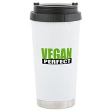 Perfect Vegan Travel Coffee Mug