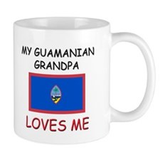 My Guatemalan Grandpa Loves Me Mug