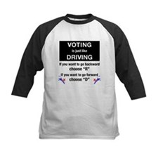 Voting/Driving Tee