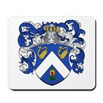 Voute Coat of Arms Mousepad