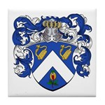 Voute Coat of Arms Tile Coaster