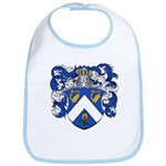 Voute Coat of Arms Bib