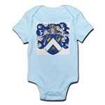 Voute Coat of Arms Infant Creeper