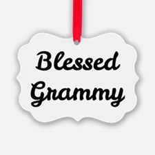 Blessed Grammy Ornament