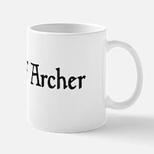 Grey Elf Archer Mug