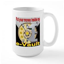 e-Vault Promotions Mug