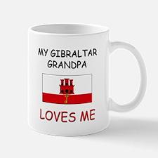 My Gibraltar Grandpa Loves Me Mug