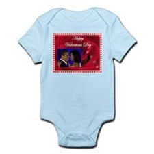 Cute Obama inaugural ball Infant Bodysuit