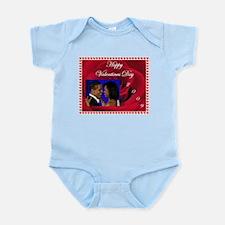 Cute Obama inaugural ball Infant Bodysuit