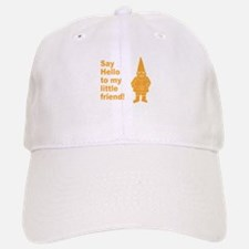 Say Hello Baseball Baseball Cap