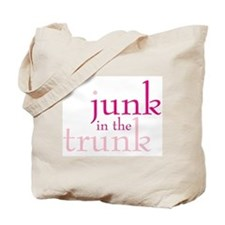 Junk in the Trunk/Lady Lumps Tote Bag