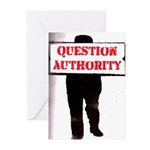QUESTION AUTHORITY Greeting Cards (Pk of 20)