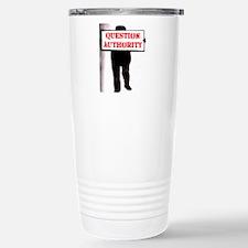 QUESTION AUTHORITY Travel Mug
