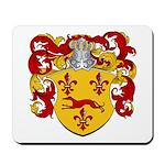 Zegers Coat of Arms Mousepad