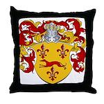 Zegers Coat of Arms Throw Pillow